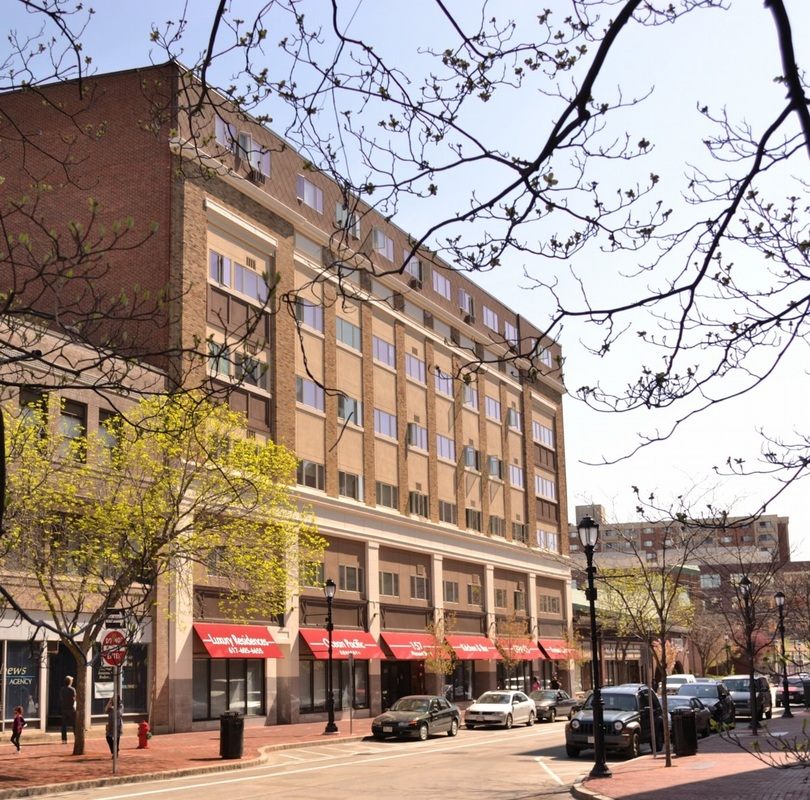 Apartments For Rent In Malden Ma: Thomas Bakalars Architects: Commercial And